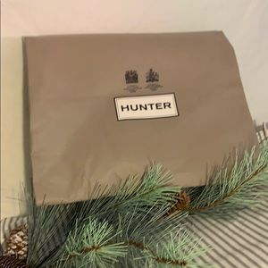 Hunter dust bag